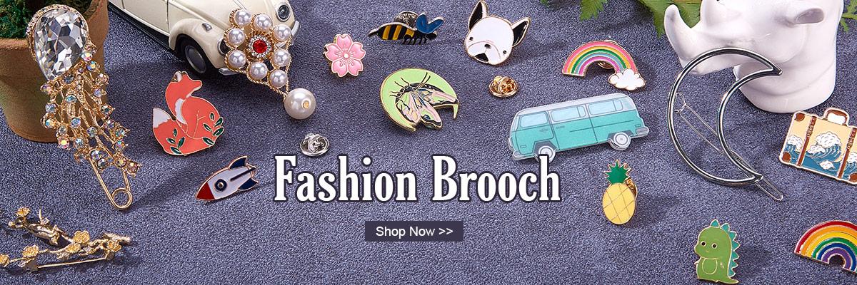 Fashion Brooch