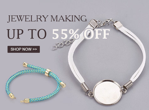 Up to 55% OFF Jewelry Making