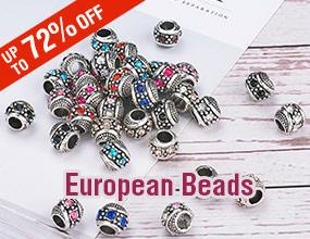 Clearance European Beads