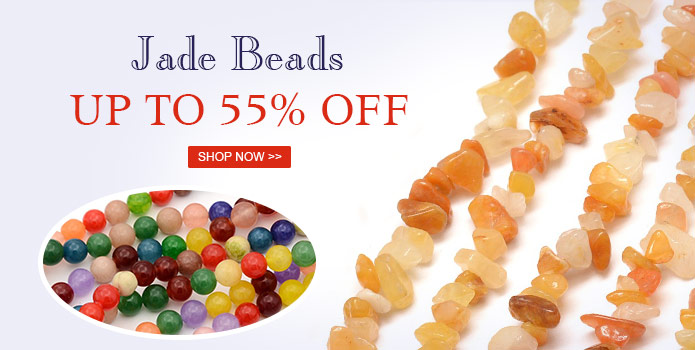 Up to 55% OFF Jade Beads